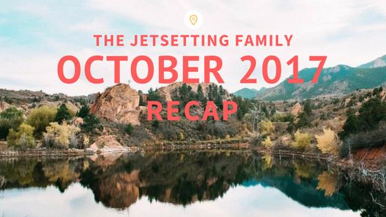 october 2017 recap